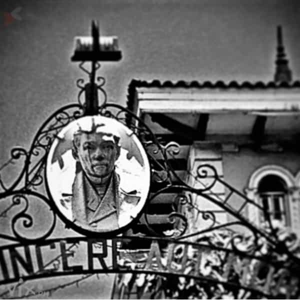 Jose Rizal bust