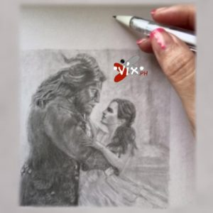 beauty and the beast - by VixMaria