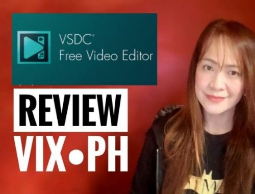 VSDC Video Editor Review and Tutorial by VixMaria