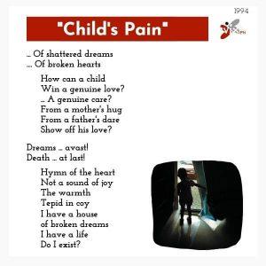 Child's Pain - by VixMaria ©vix·ph